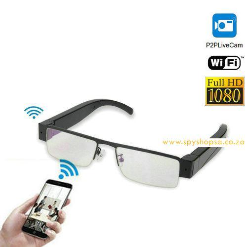 Smartphone Spy Glasses + Free 32GB