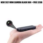 Mini Camera Black Box