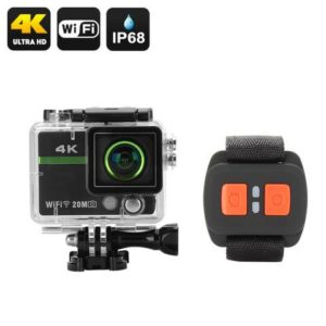 4k sports action camera better than a go pro 20mp cam