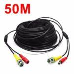 50m cctv cable for sale spy shop