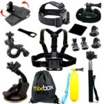 8 in 1 accessories kit for gopro