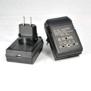 Adapter Spy Camera with Motion Detection