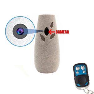 Bathroom Camera with Remote
