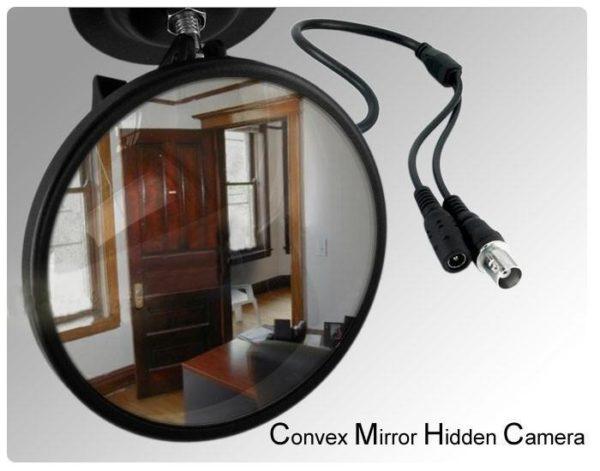 CCTV Hidden Mirror Camera