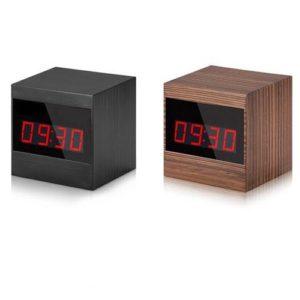 Cube Spy Clock Night Vision