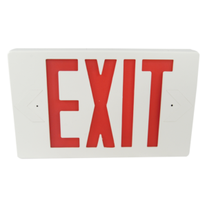 Exit Sign Hidden Spy Camera