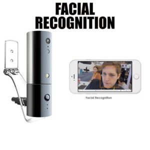 Facial Recognition Camera