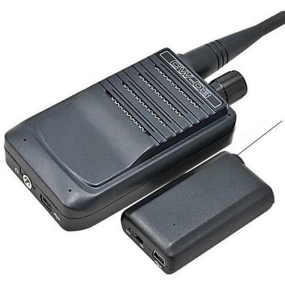 Wireless Audio Monitor