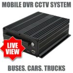 Mobile DVR 4 Channel Live Viewing