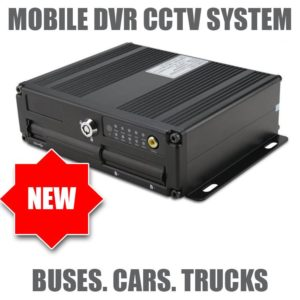 Mobile DVR 4 Channel SD
