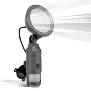 PIR Spy Camera with Motion Light