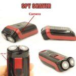Shaver Spy Camera