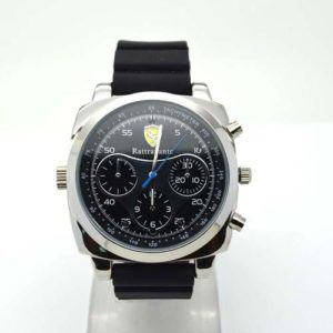 Spy Watch Camera with Night Vision Rubber Strap