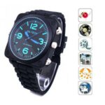Spy Watch with HD Night Vision Camera