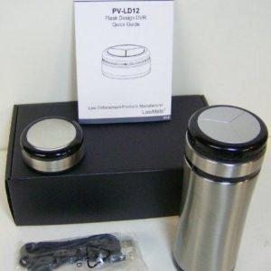 Stainless Steel Spy Camera Premium