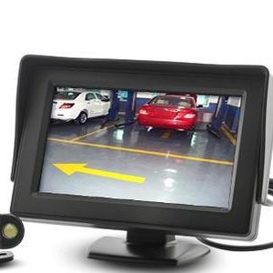 Vehicle Monitor and Camera