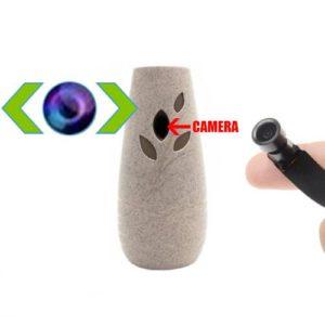 air freshener spy camera wide view