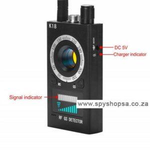 Professional DIY Anti Spy Detector