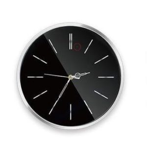 Wall Mounted Clock with Hidden Cam