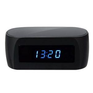 curved digital camera clocks spy shop