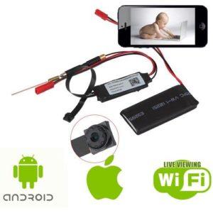 mini diy camera for smartphones
