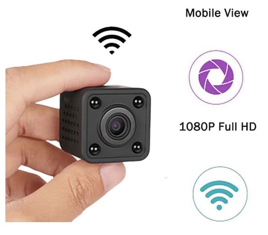 Night Vision Mini Camera