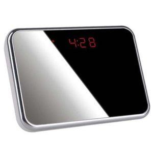 mirror camera clock spy shop