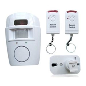 motion activated alarm