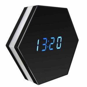 nanny camera clock wifi spy shop