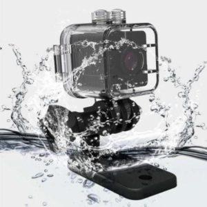 Mini Waterproof Spy Camera