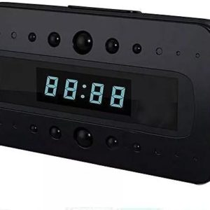 pearl digital camera clock spy shop