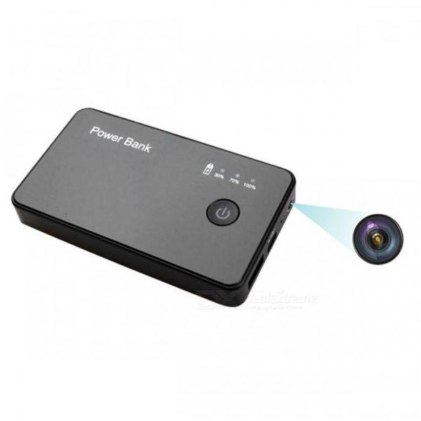 power bank camera