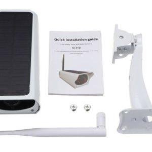 Wireless Solar Powered Camera