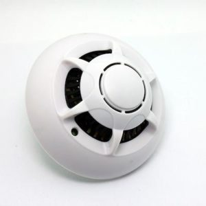 smoke detector wifi camera spy shop