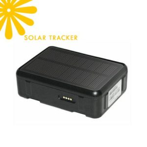 Solar Powered Tracking Device
