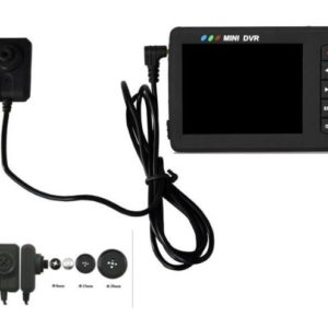 spy button camera with dvr for sale