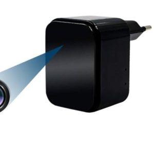spy shop usb charger wifi camera