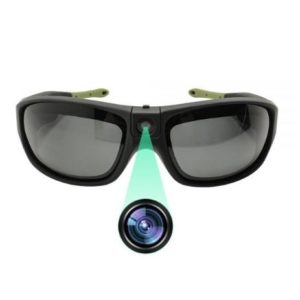spy sun glasses camera