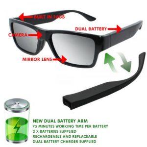 HD Spy Glasses