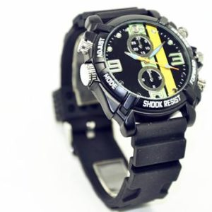 the latest spy camera 007 james bond hidden sport watch in south africa for sale with night vision