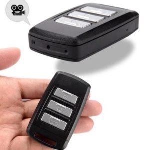 ultra hd car key spy camera