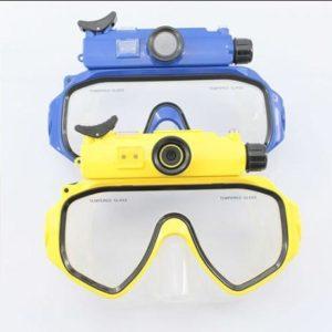 underwater diving camera