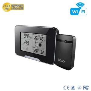 weather station spy camera clock spy shop sa