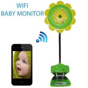 wifi baby monitor for smatphones