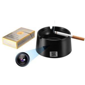 wireless ashtray spy camera