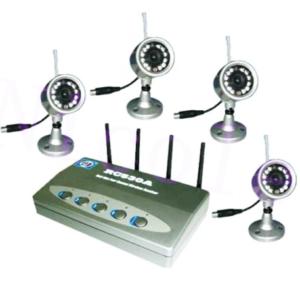 Wireless CCTV Security System