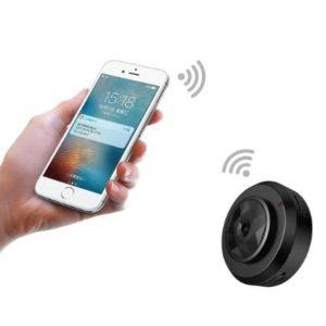 wireless motion detection camera