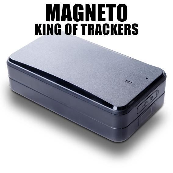 Magneto GPS Tracker