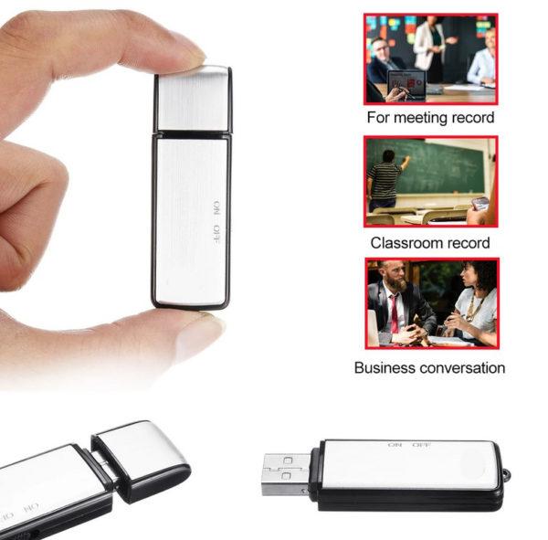 mini voice recorder usb