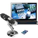 Mini Microscope Camera 500x